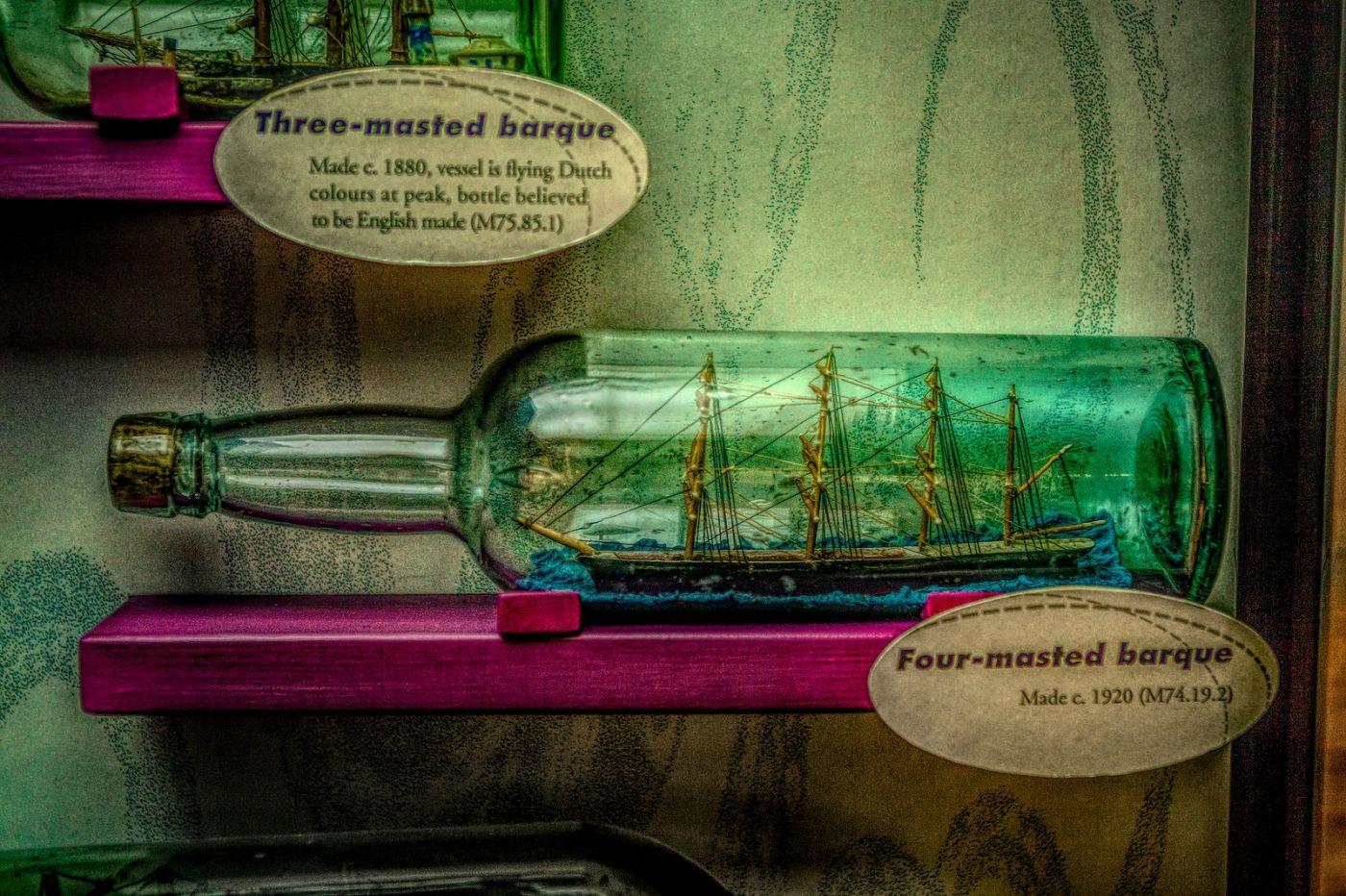 加拿大Halifax大西洋海事博物馆,展品丰富_图1-29