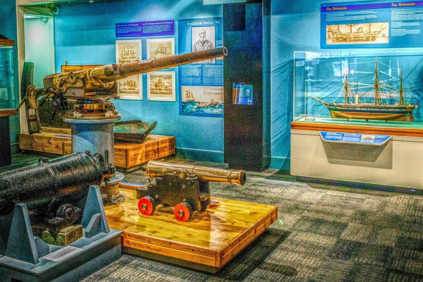 加拿大Halifax大西洋海事博物馆,展品丰富_图1-32