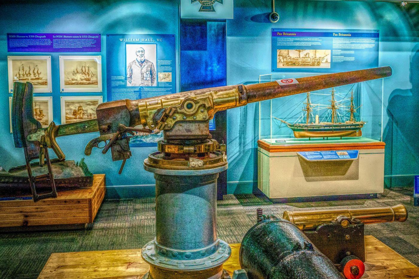 加拿大Halifax大西洋海事博物馆,展品丰富_图1-34