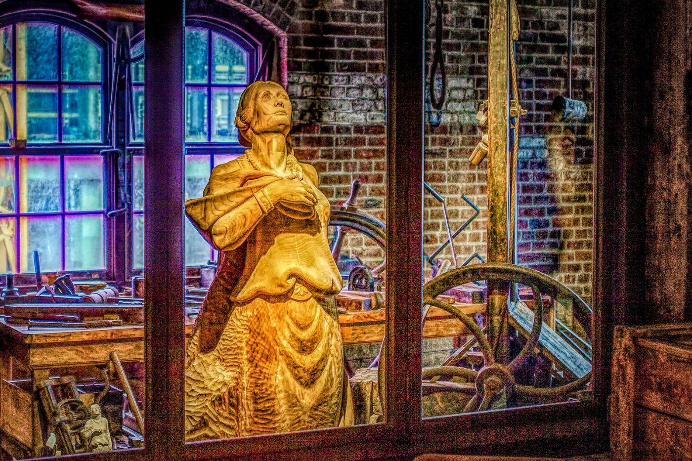 加拿大Halifax大西洋海事博物馆,展品丰富_图1-33