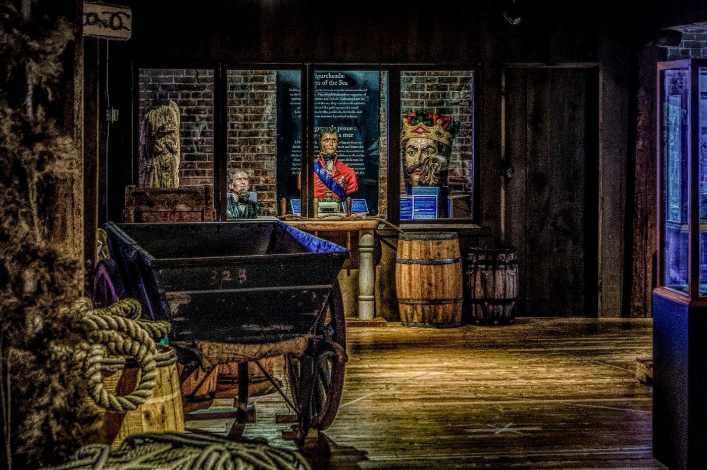 加拿大Halifax大西洋海事博物馆,展品丰富_图1-39