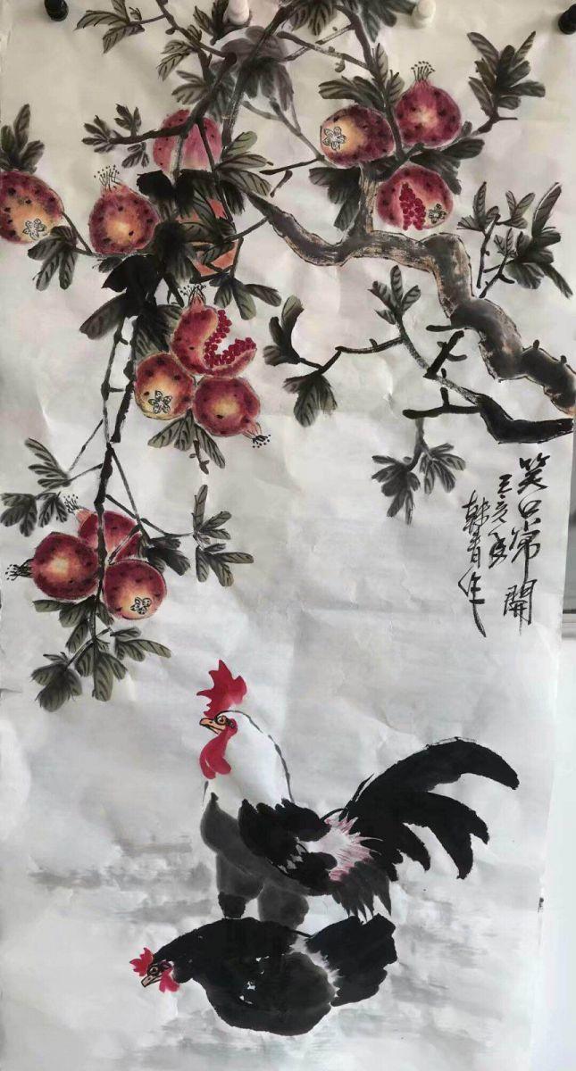画家韩青作品欣赏_图1-3