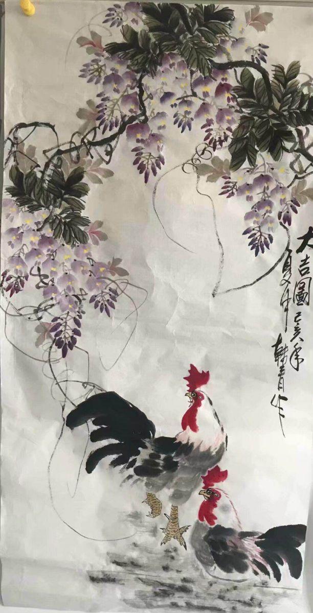 画家韩青作品欣赏_图1-2