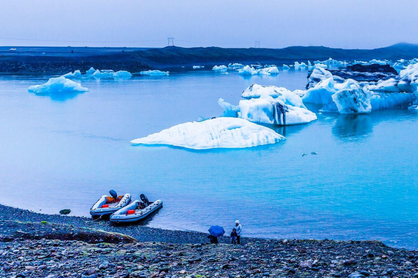 冰岛冰川泻湖(Glacier Lagoon),自然雕塑_图1-30