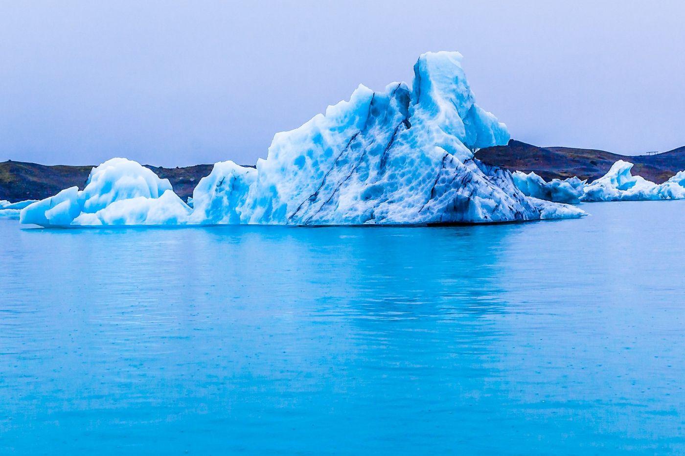 冰岛冰川泻湖(Glacier Lagoon),自然雕塑_图1-25