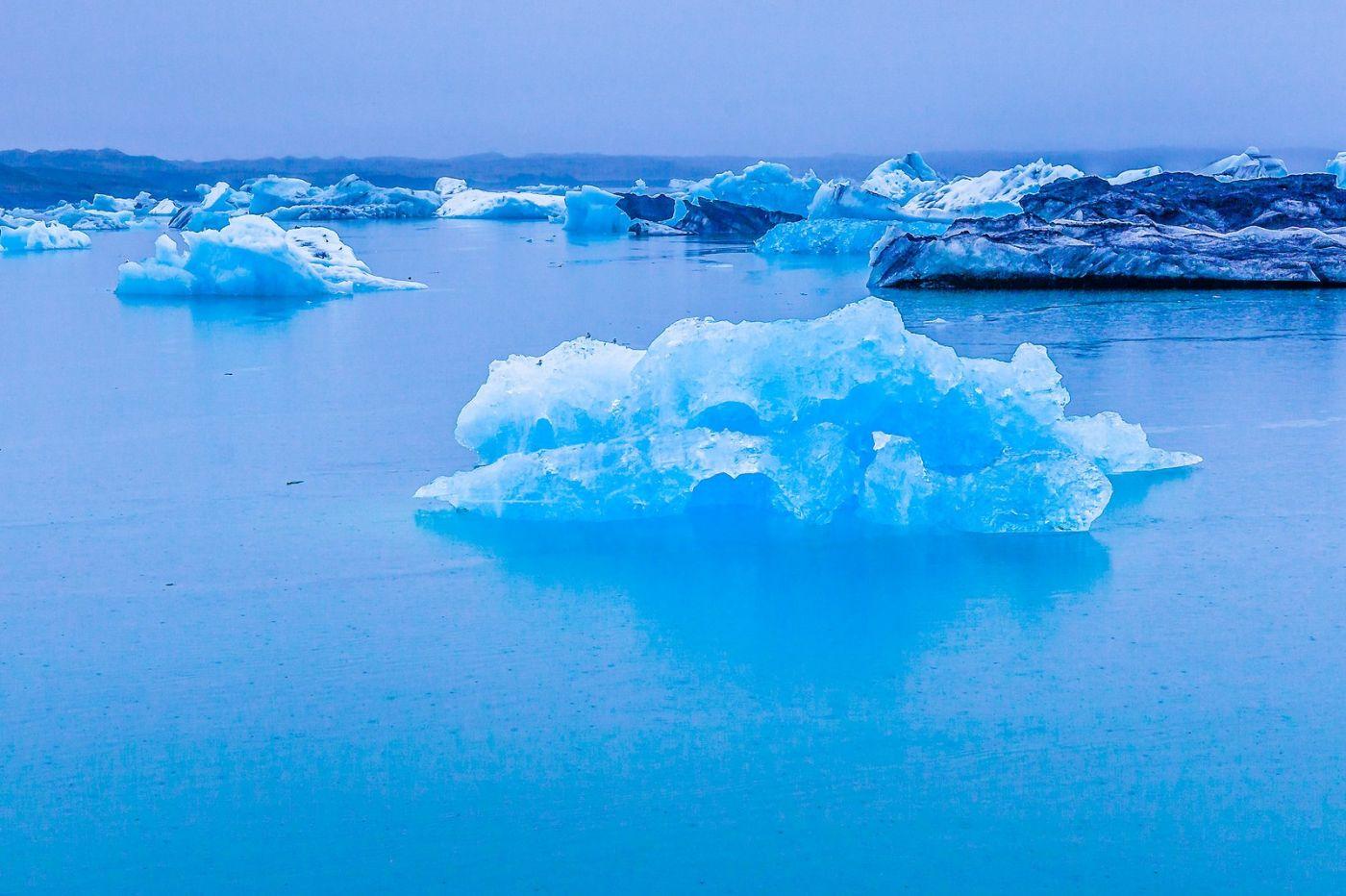 冰岛冰川泻湖(Glacier Lagoon),自然雕塑_图1-22