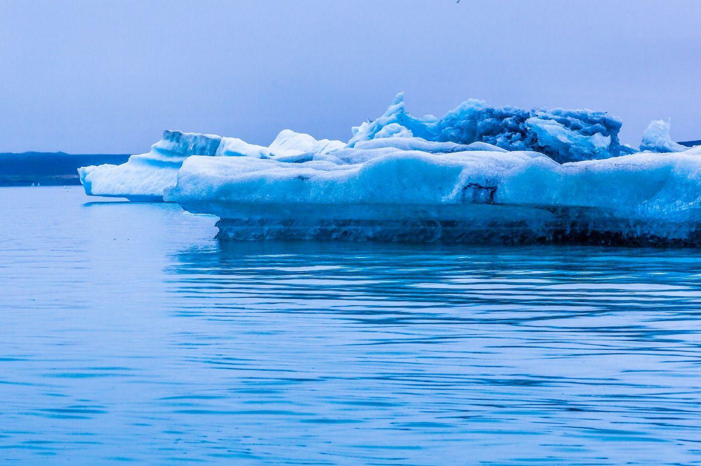 冰岛冰川泻湖(Glacier Lagoon),自然雕塑_图1-24