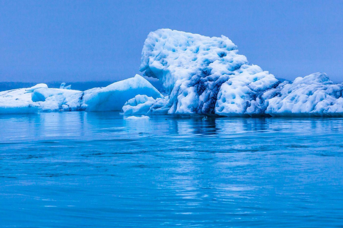 冰岛冰川泻湖(Glacier Lagoon),自然雕塑_图1-18