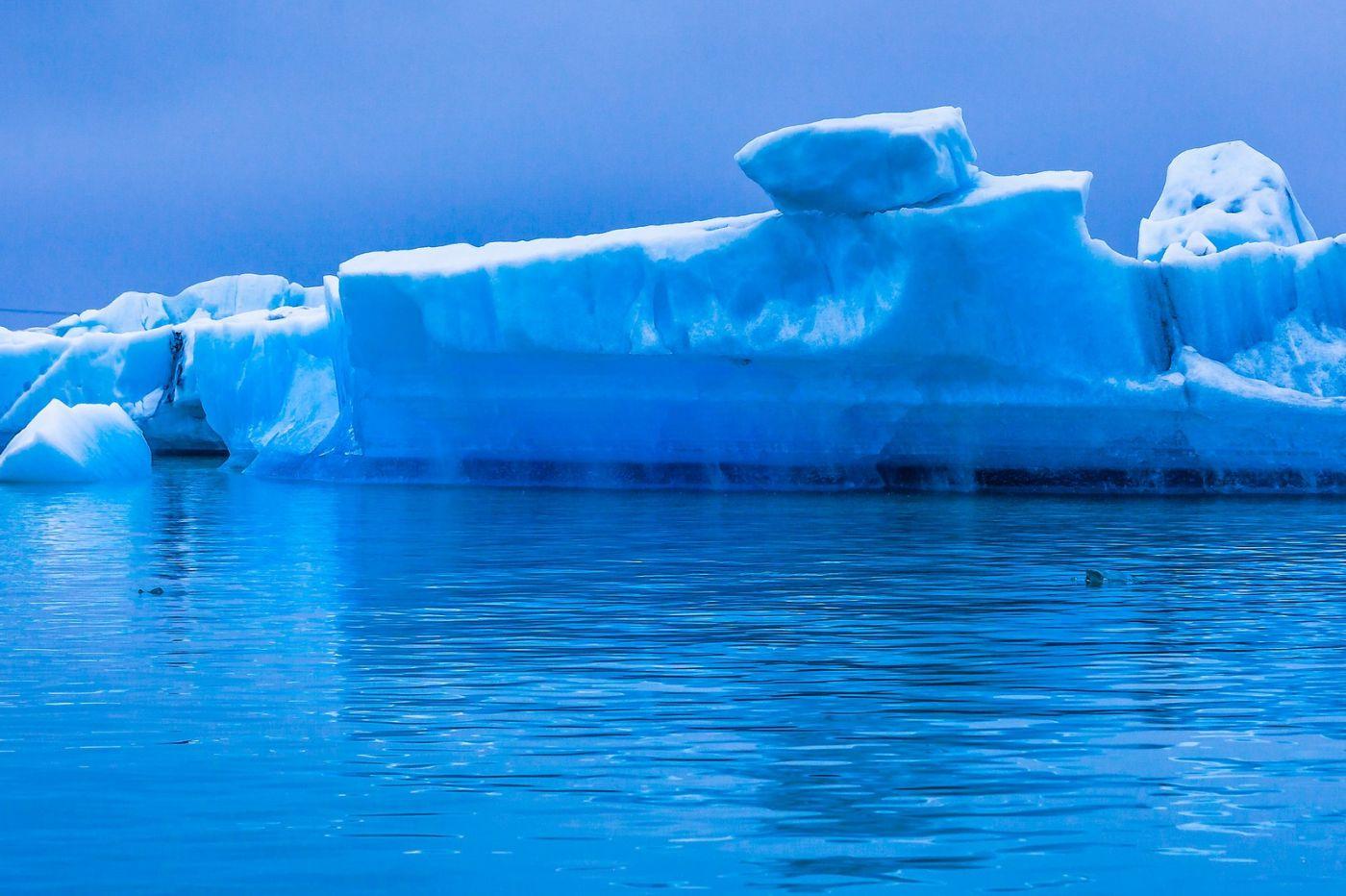 冰岛冰川泻湖(Glacier Lagoon),自然雕塑_图1-17