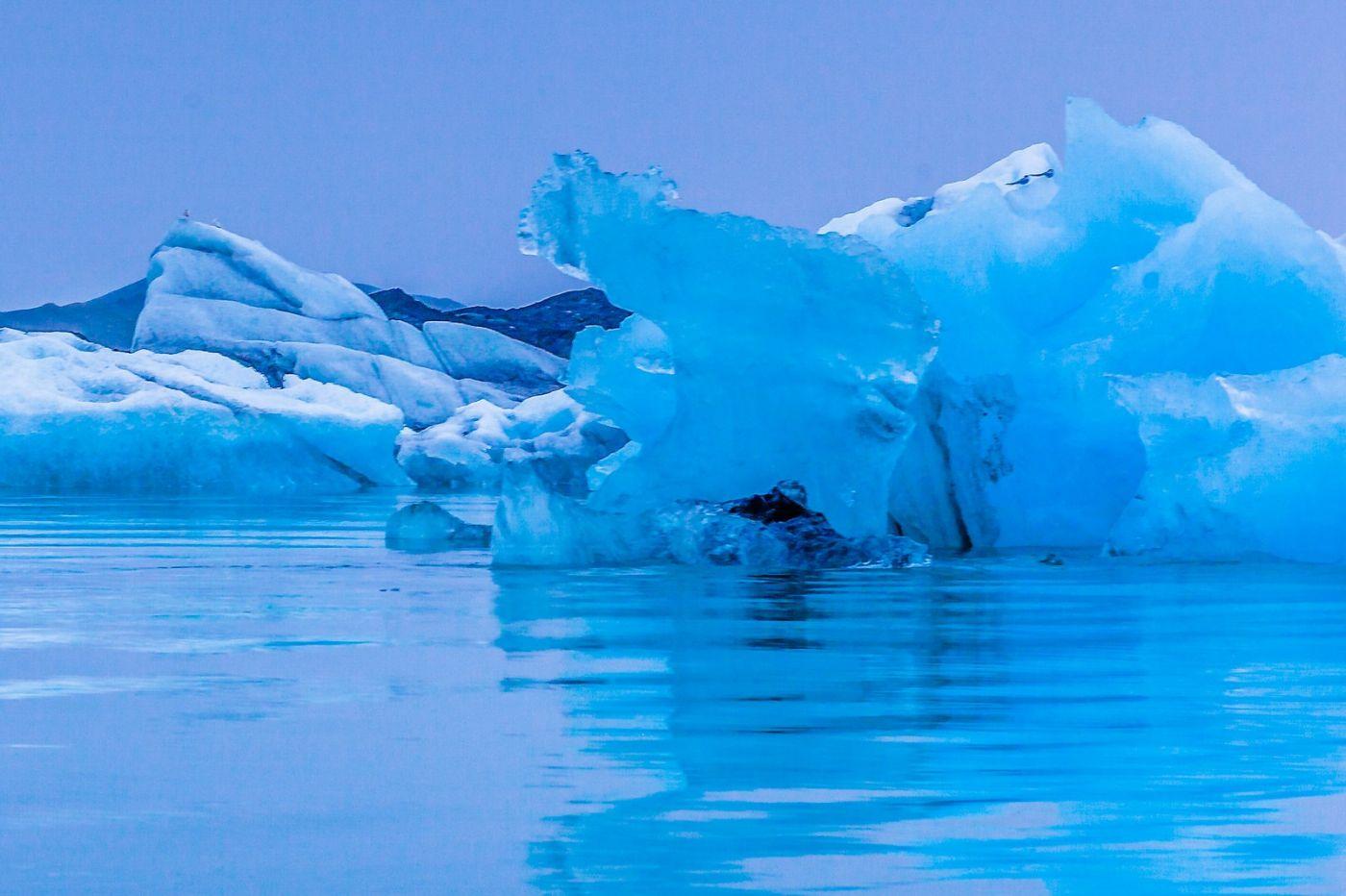 冰岛冰川泻湖(Glacier Lagoon),自然雕塑_图1-13