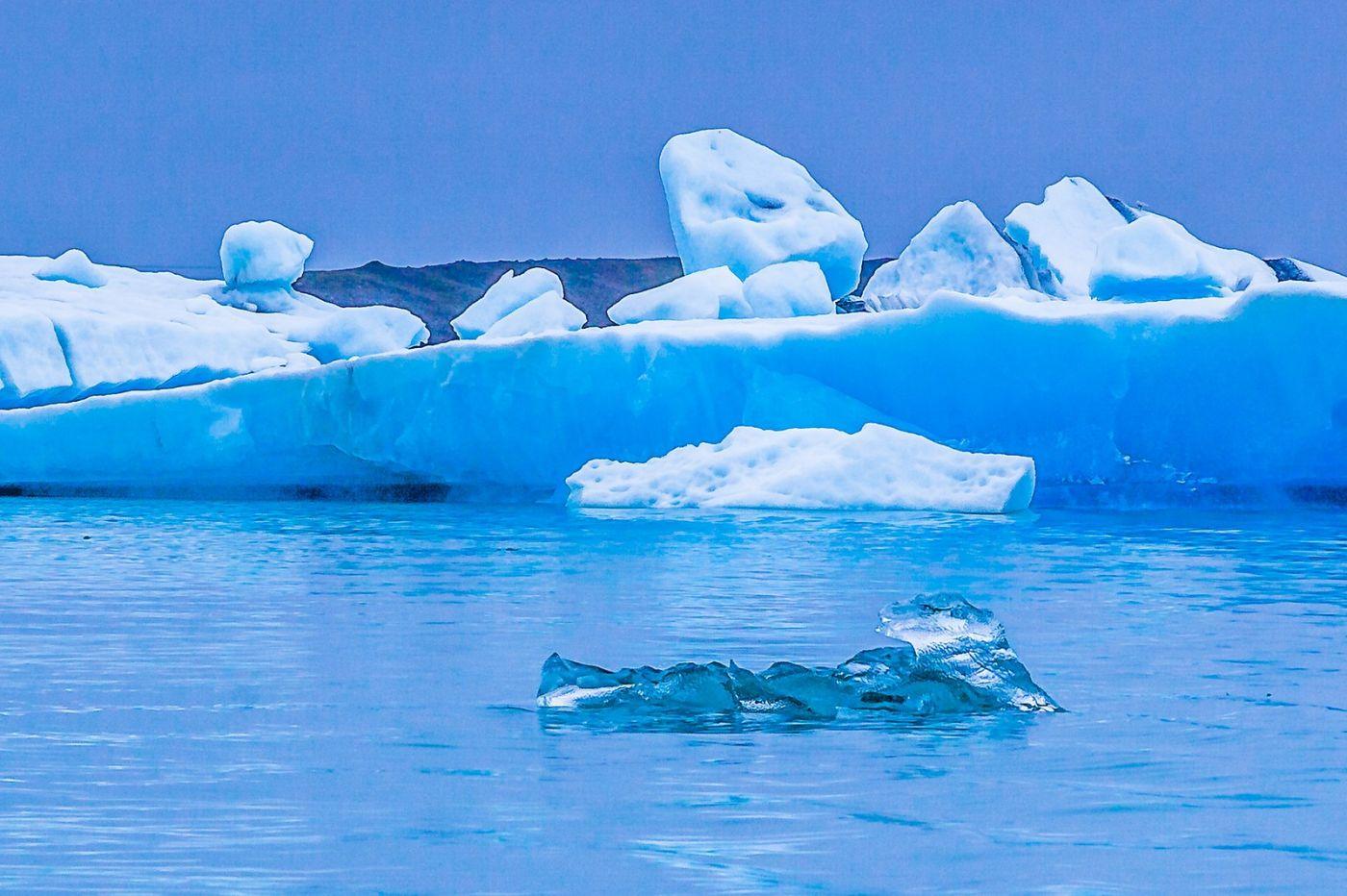 冰岛冰川泻湖(Glacier Lagoon),自然雕塑_图1-14