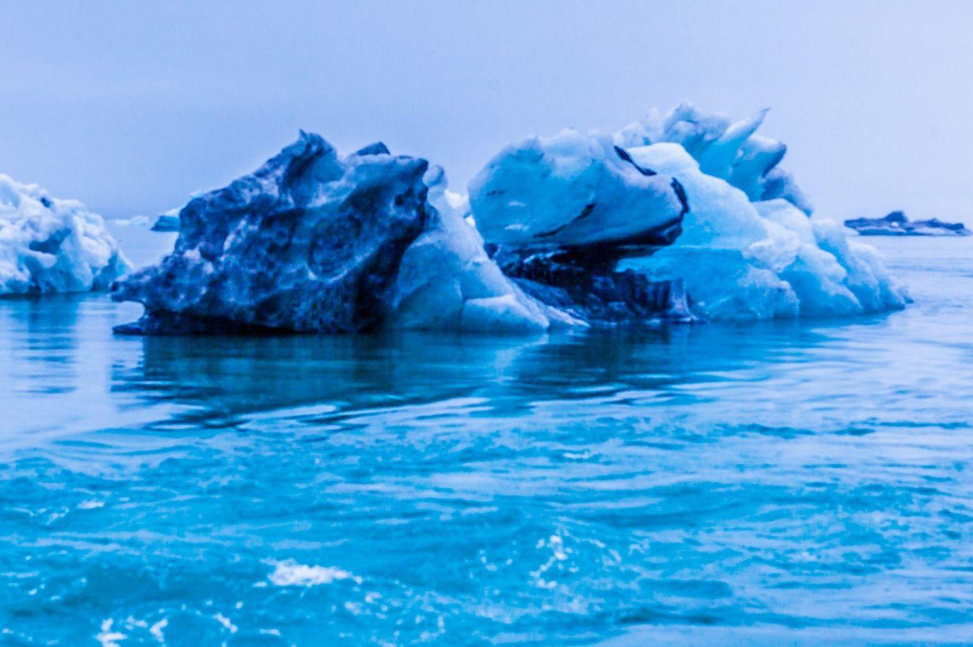 冰岛冰川泻湖(Glacier Lagoon),自然雕塑_图1-15
