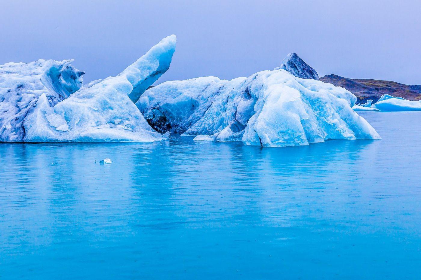 冰岛冰川泻湖(Glacier Lagoon),自然雕塑_图1-8