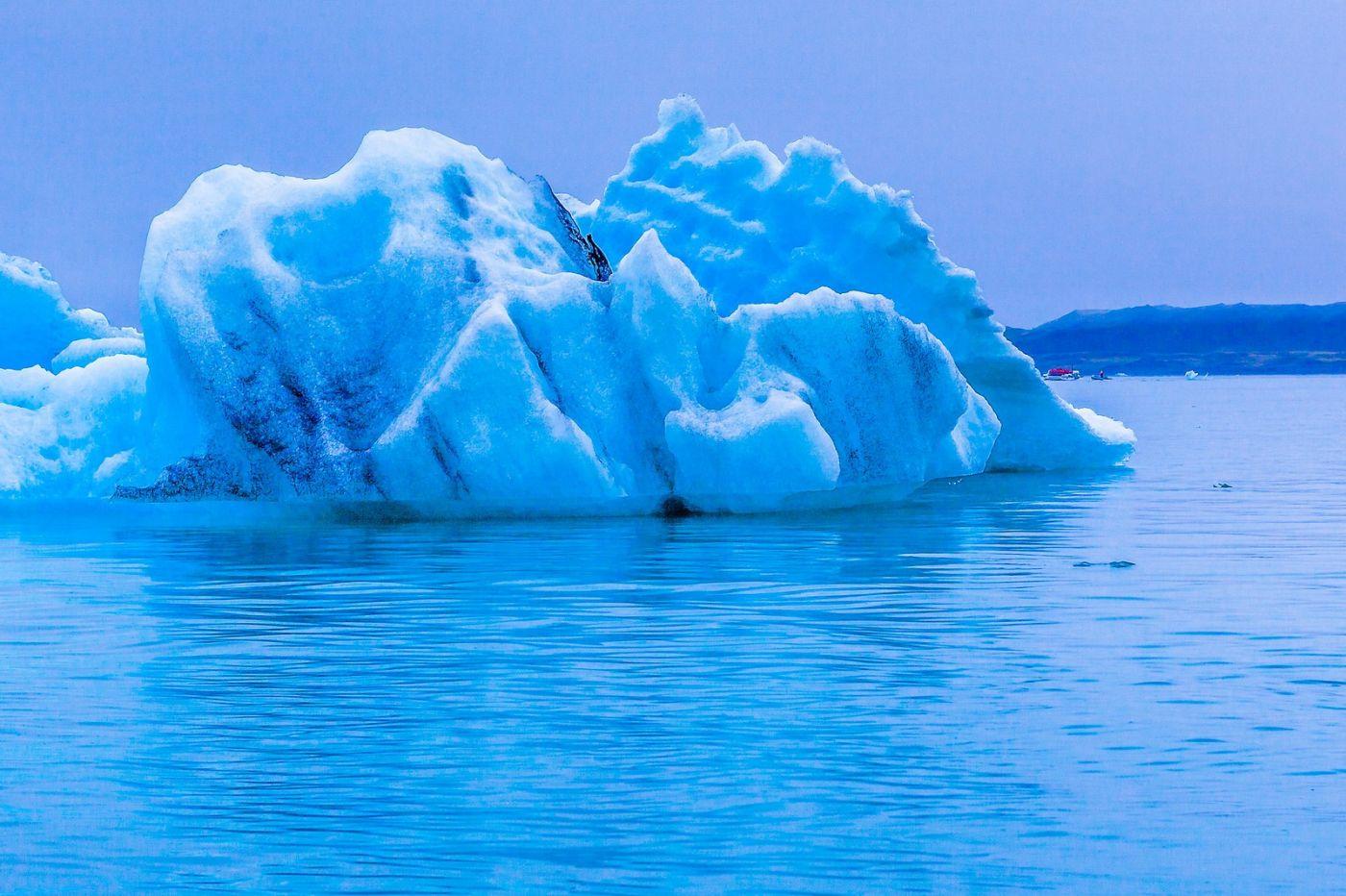 冰岛冰川泻湖(Glacier Lagoon),自然雕塑_图1-11