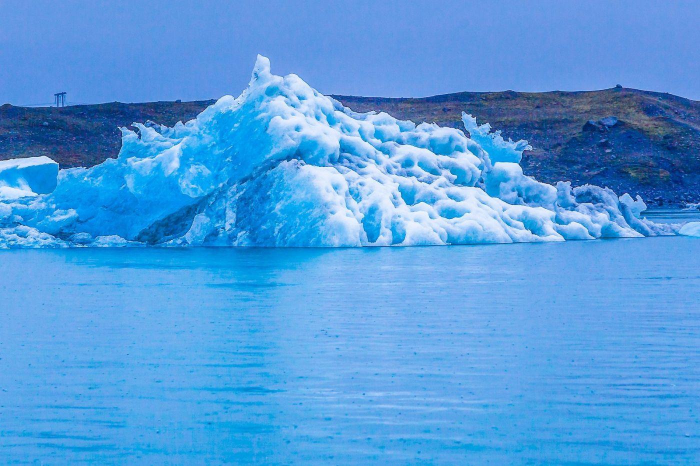 冰岛冰川泻湖(Glacier Lagoon),自然雕塑_图1-9