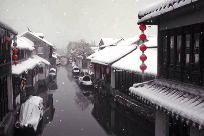 江淳:江南的雪_图1-2