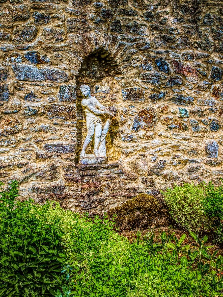 甦格蘭布萊爾城堡(Blair Castle),13世紀的建築_圖1-4
