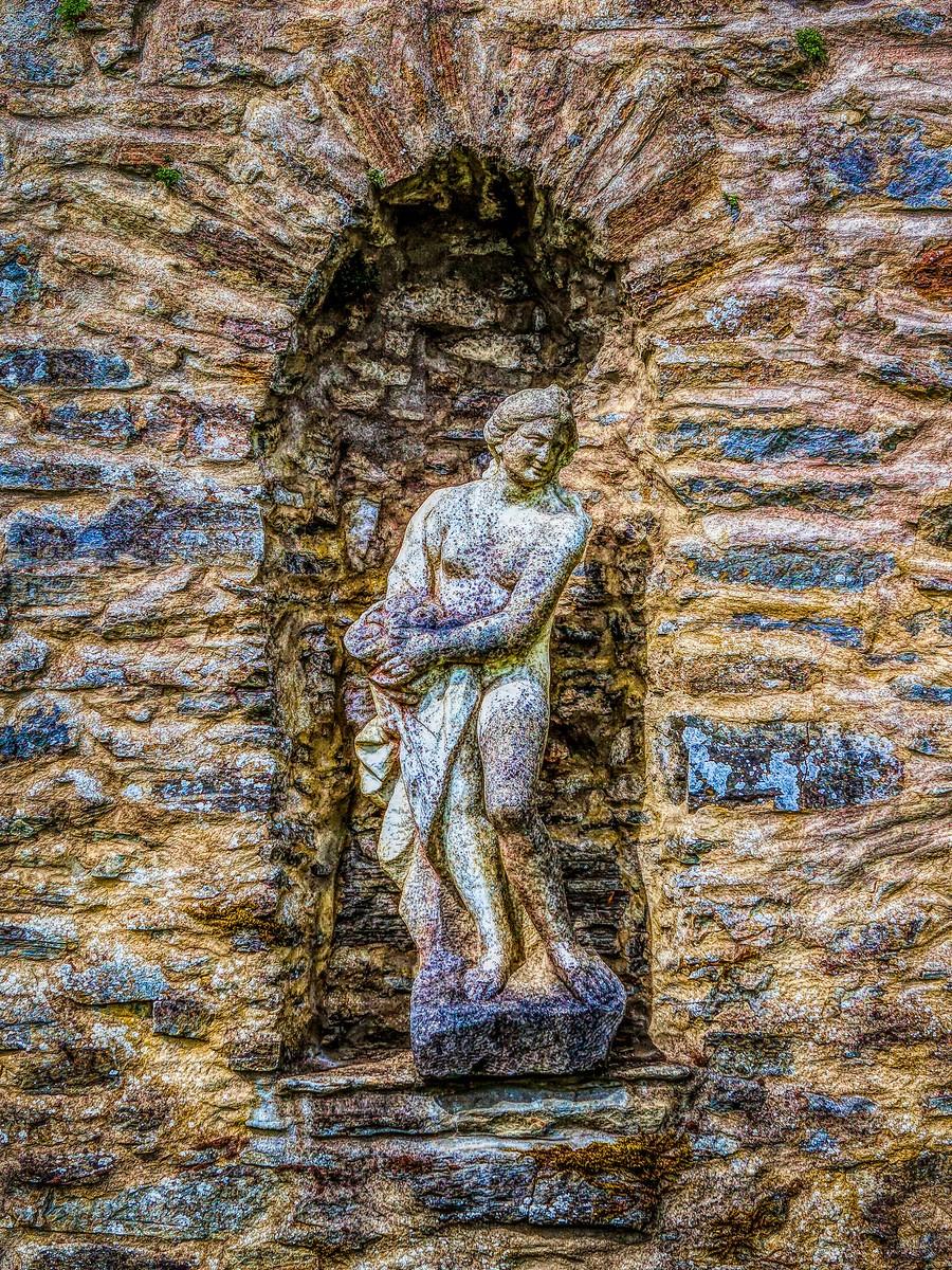 苏格兰布莱尔城堡(Blair Castle),13世纪的建筑_图1-18
