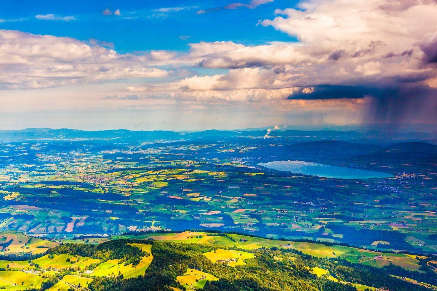 瑞士卢塞恩(Lucerne),山顶眺望_图1-35