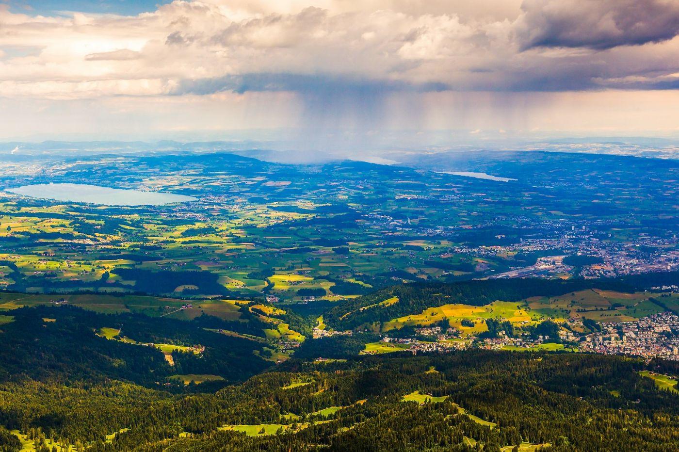 瑞士卢塞恩(Lucerne),山顶眺望_图1-31