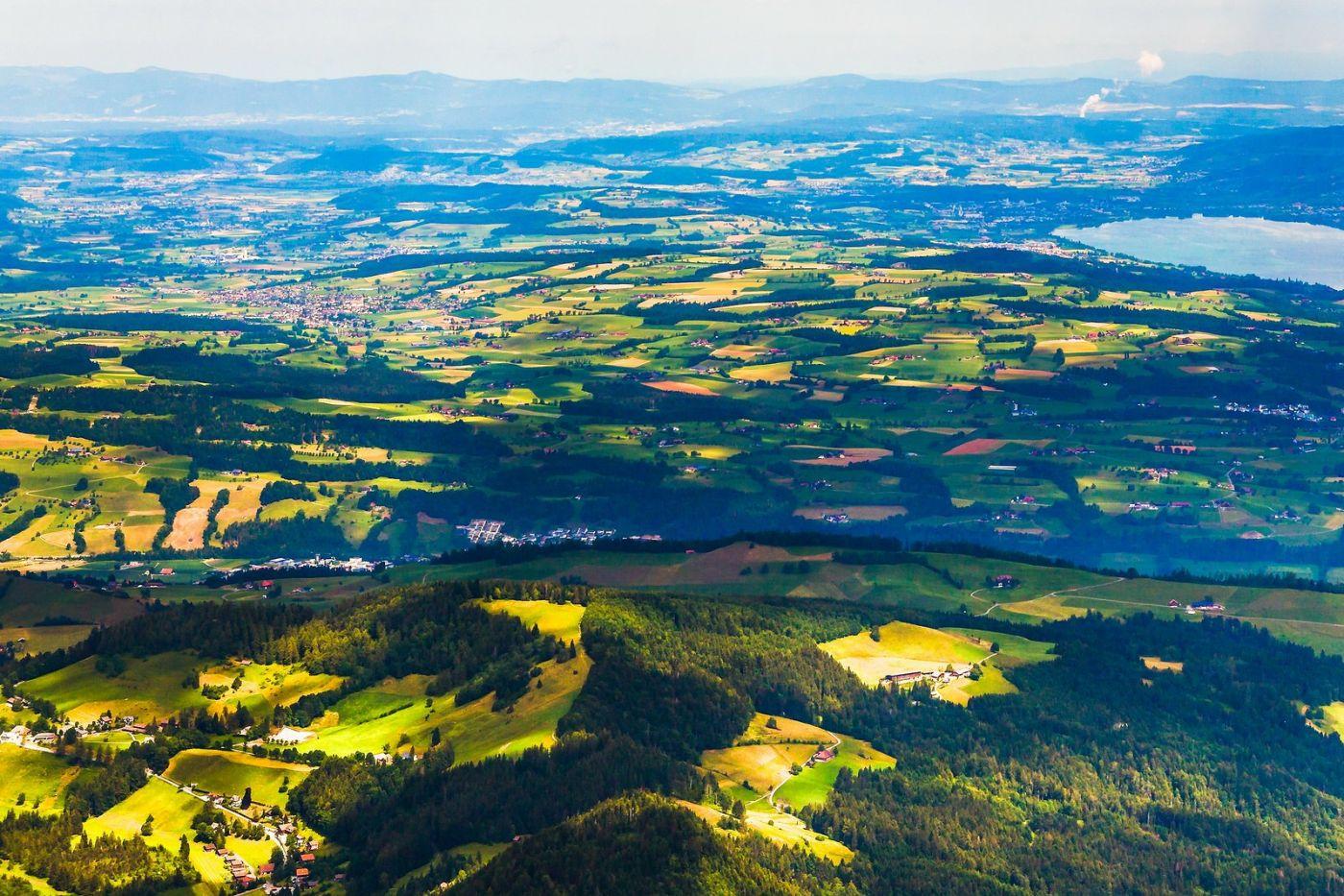 瑞士卢塞恩(Lucerne),山顶眺望_图1-29