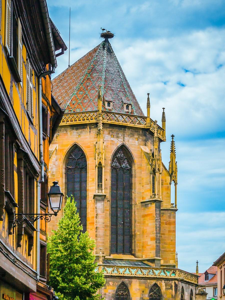 法国科尔马(Colmar),小城速写_图1-5