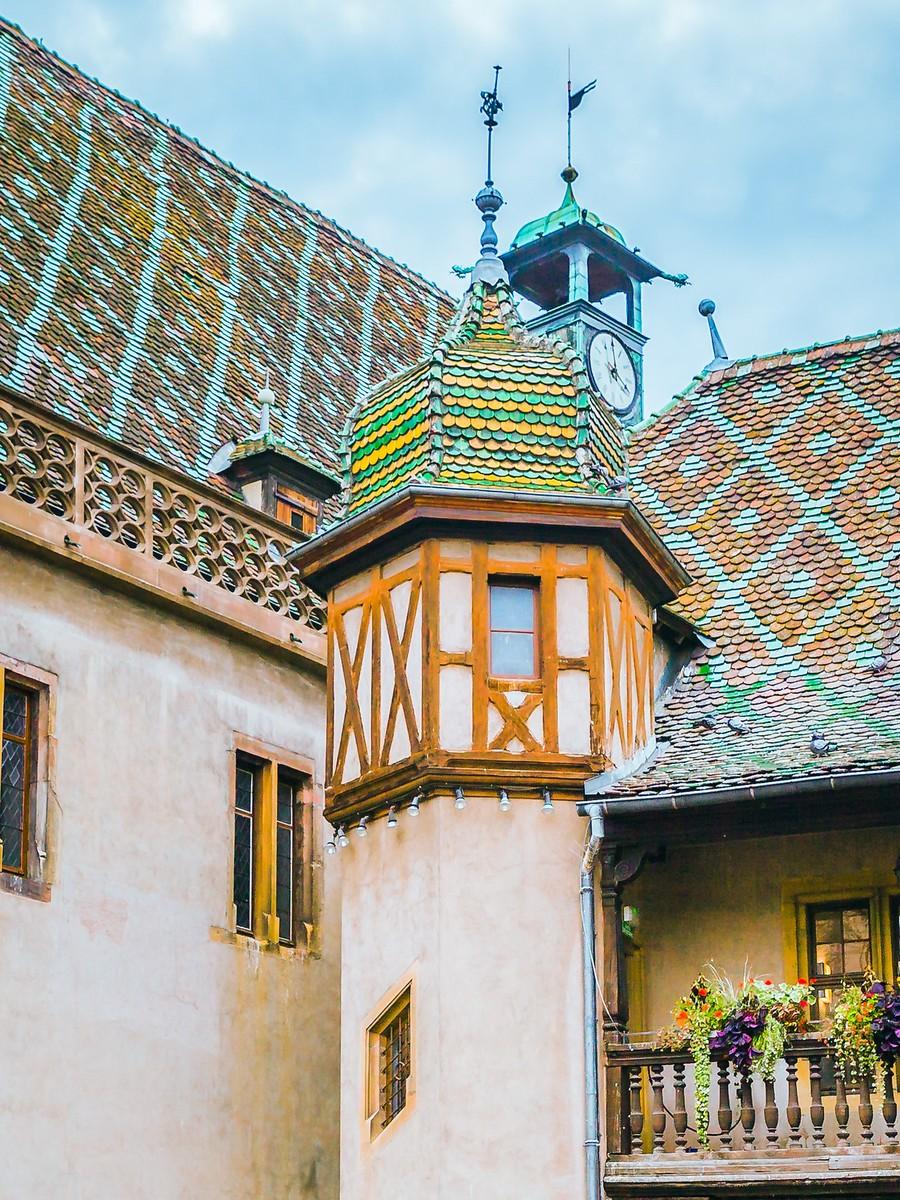法国科尔马(Colmar),小城速写_图1-7