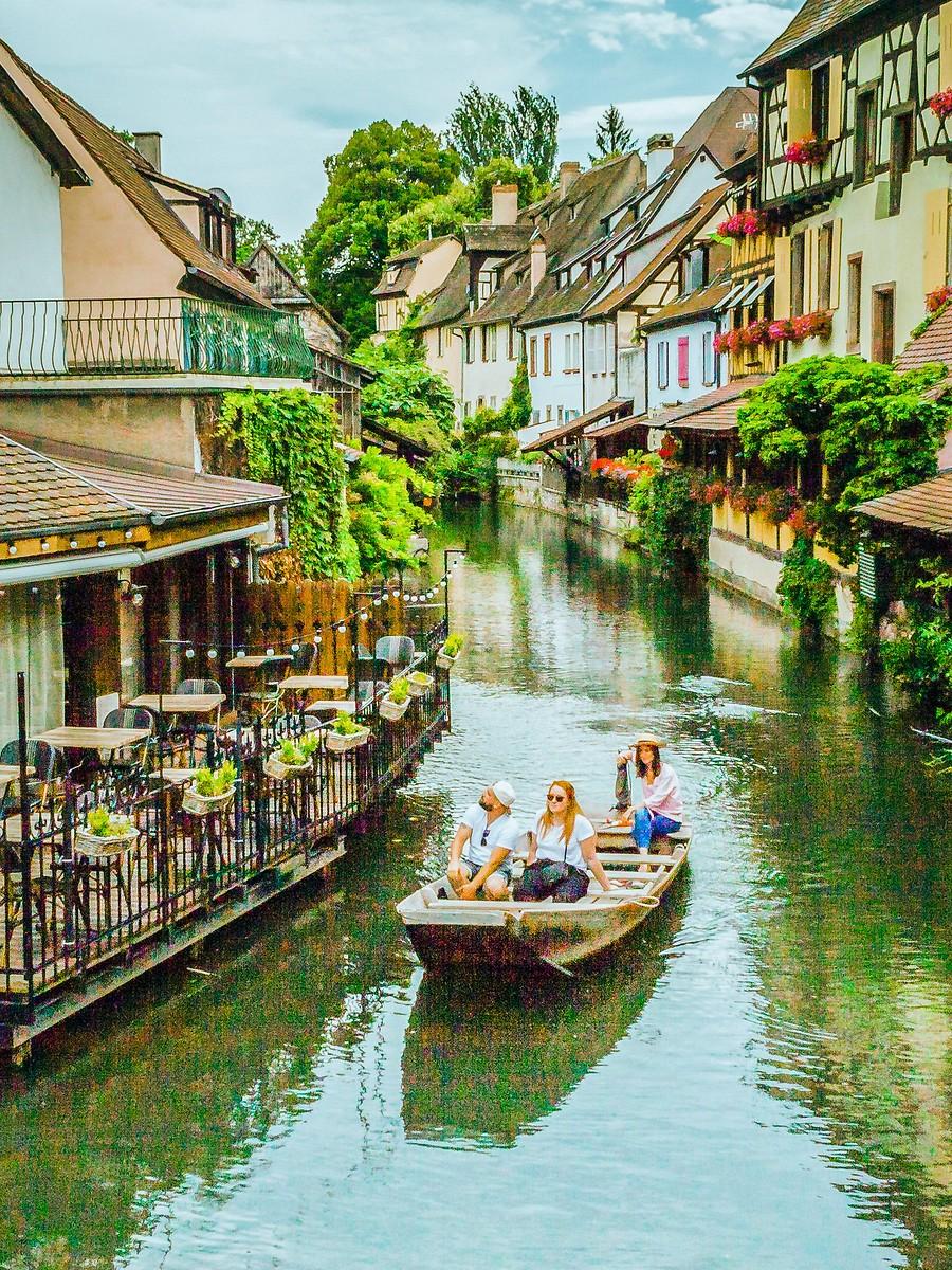法国科尔马(Colmar),小城速写_图1-1