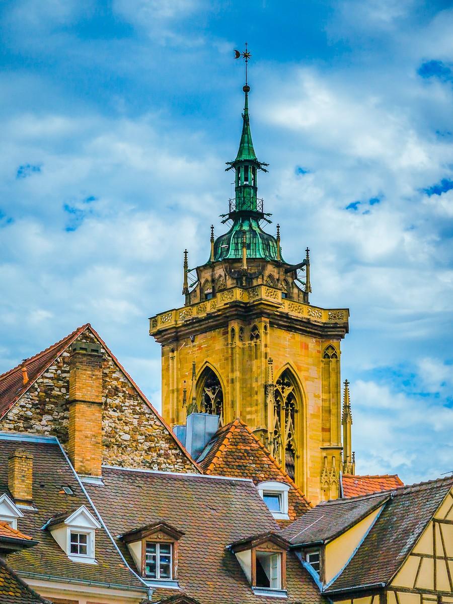 法国科尔马(Colmar),小城速写_图1-12