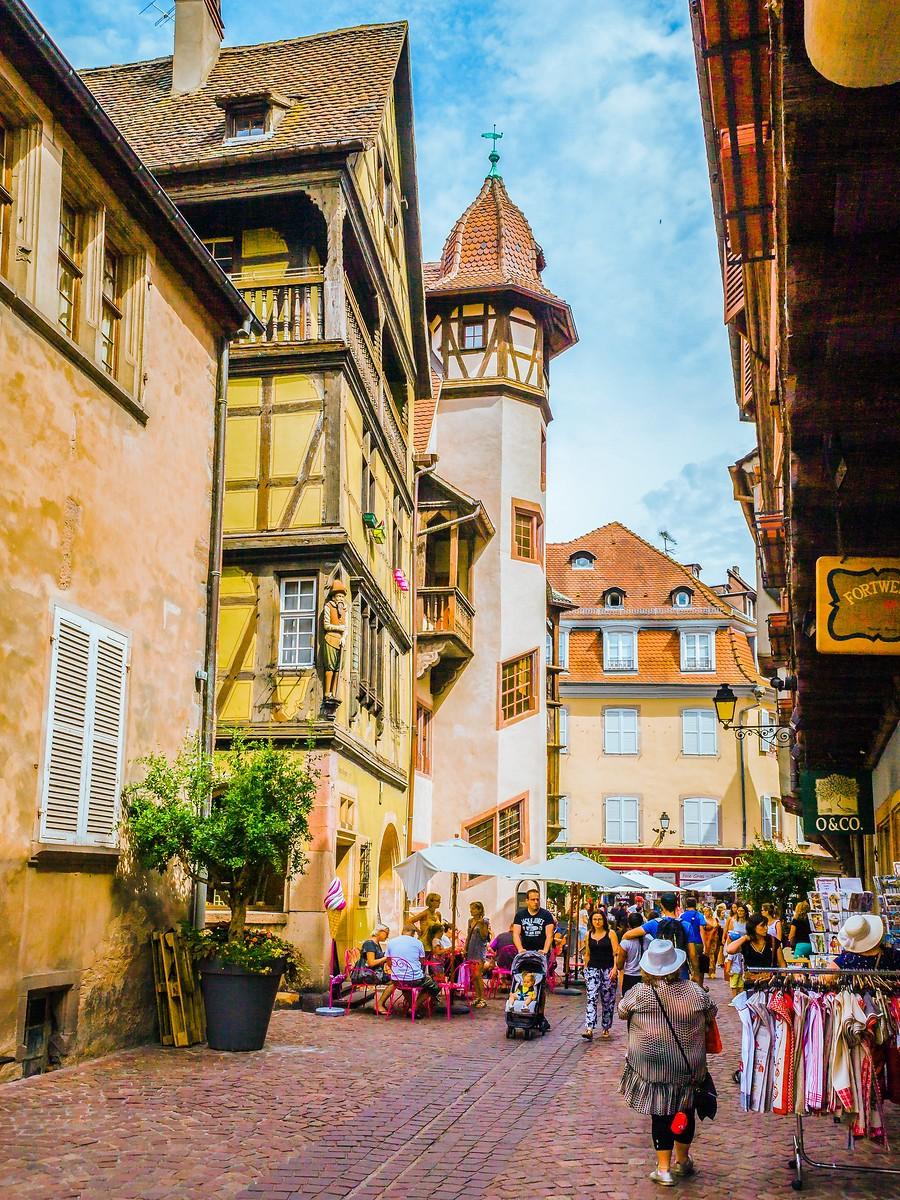 法国科尔马(Colmar),小城速写_图1-16