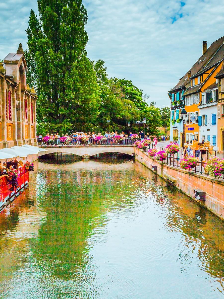 法国科尔马(Colmar),小城速写_图1-14