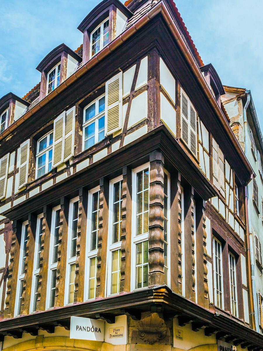 法国科尔马(Colmar),小城速写_图1-24