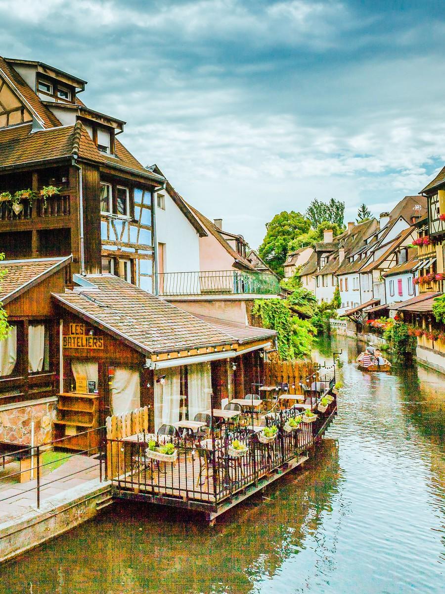 法国科尔马(Colmar),小城速写_图1-17