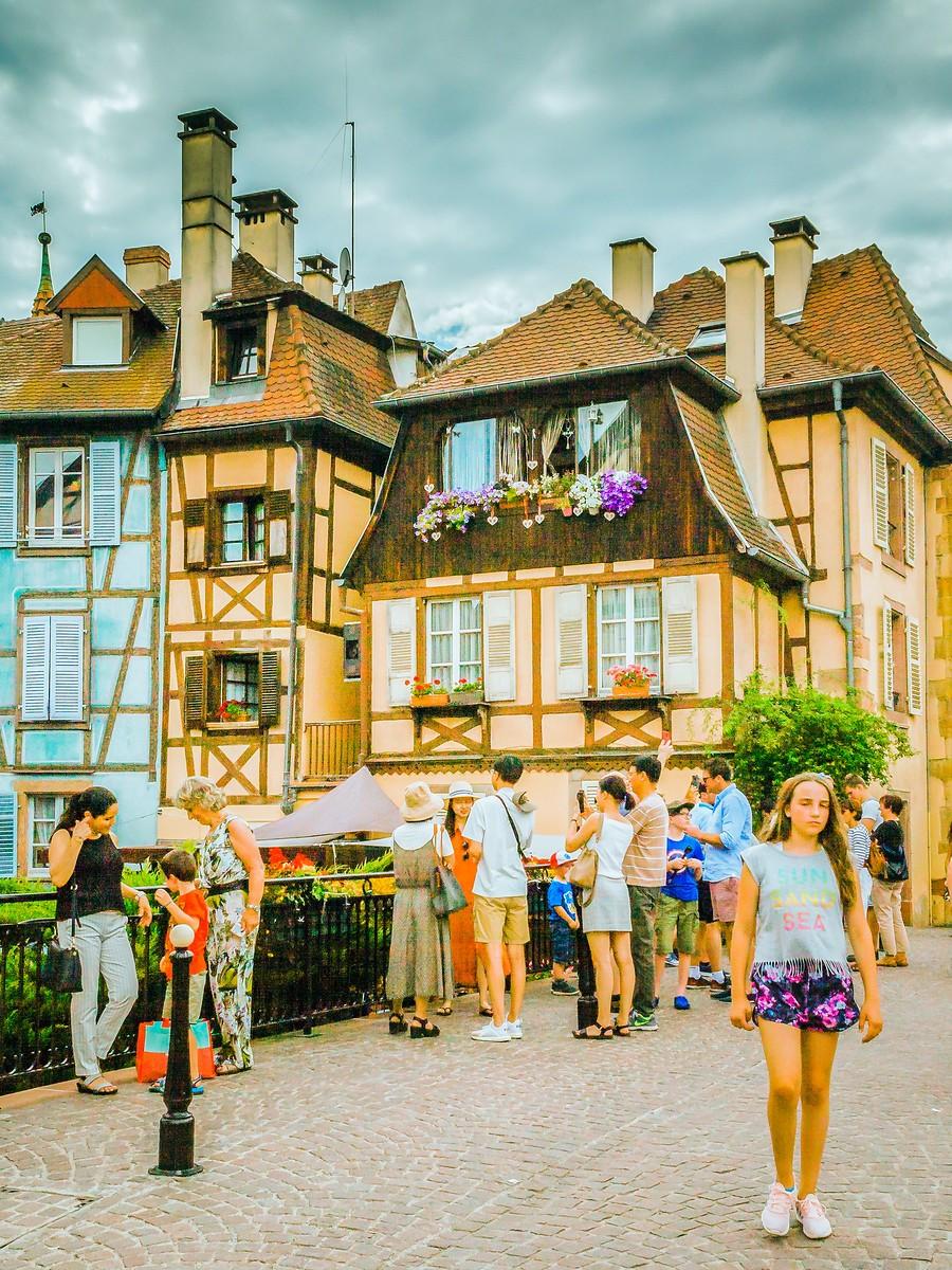 法国科尔马(Colmar),小城速写_图1-27