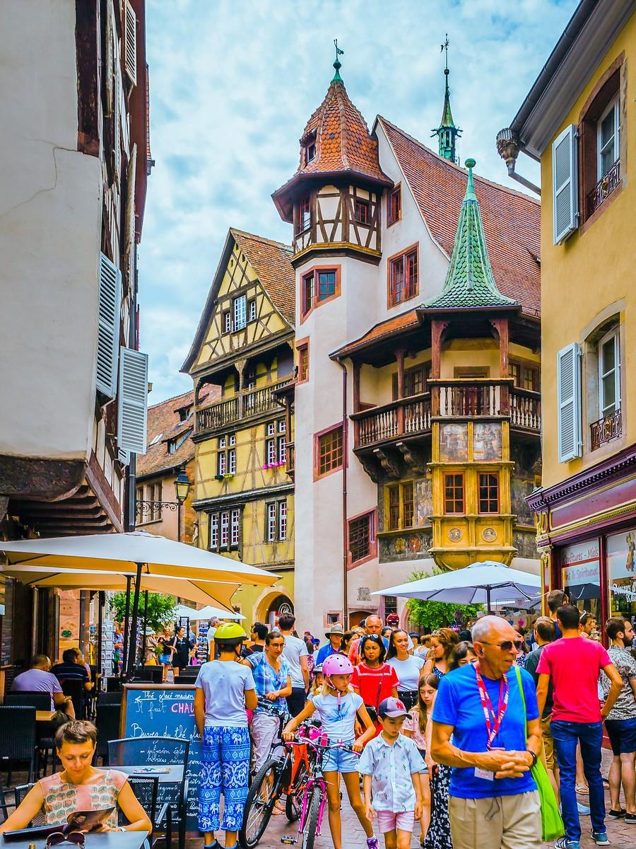 法国科尔马(Colmar),小城速写_图1-23