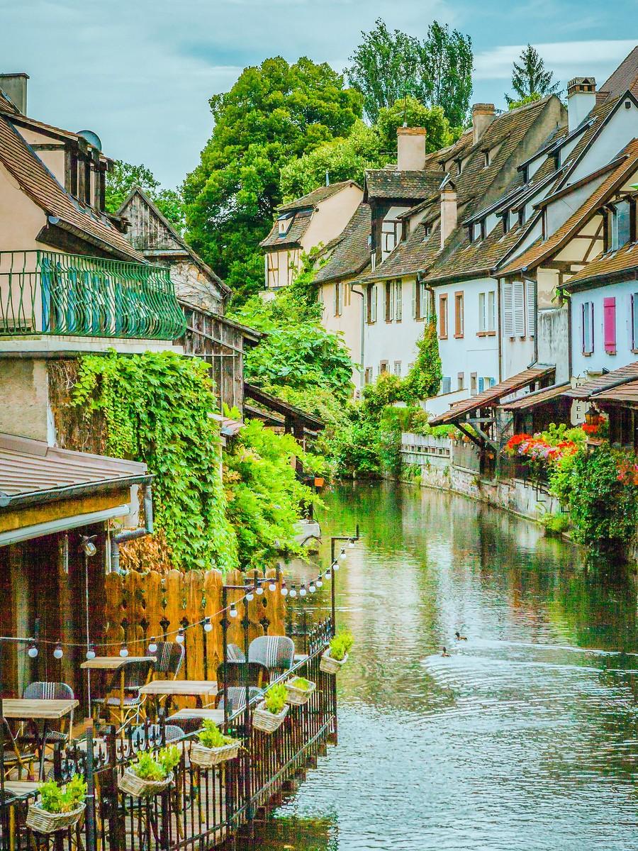法国科尔马(Colmar),小城速写_图1-33