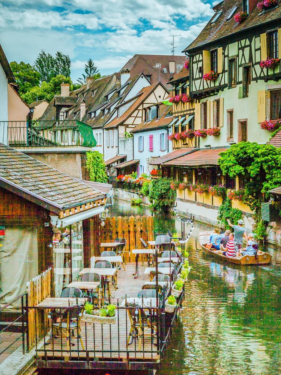 法国科尔马(Colmar),小城速写_图1-32