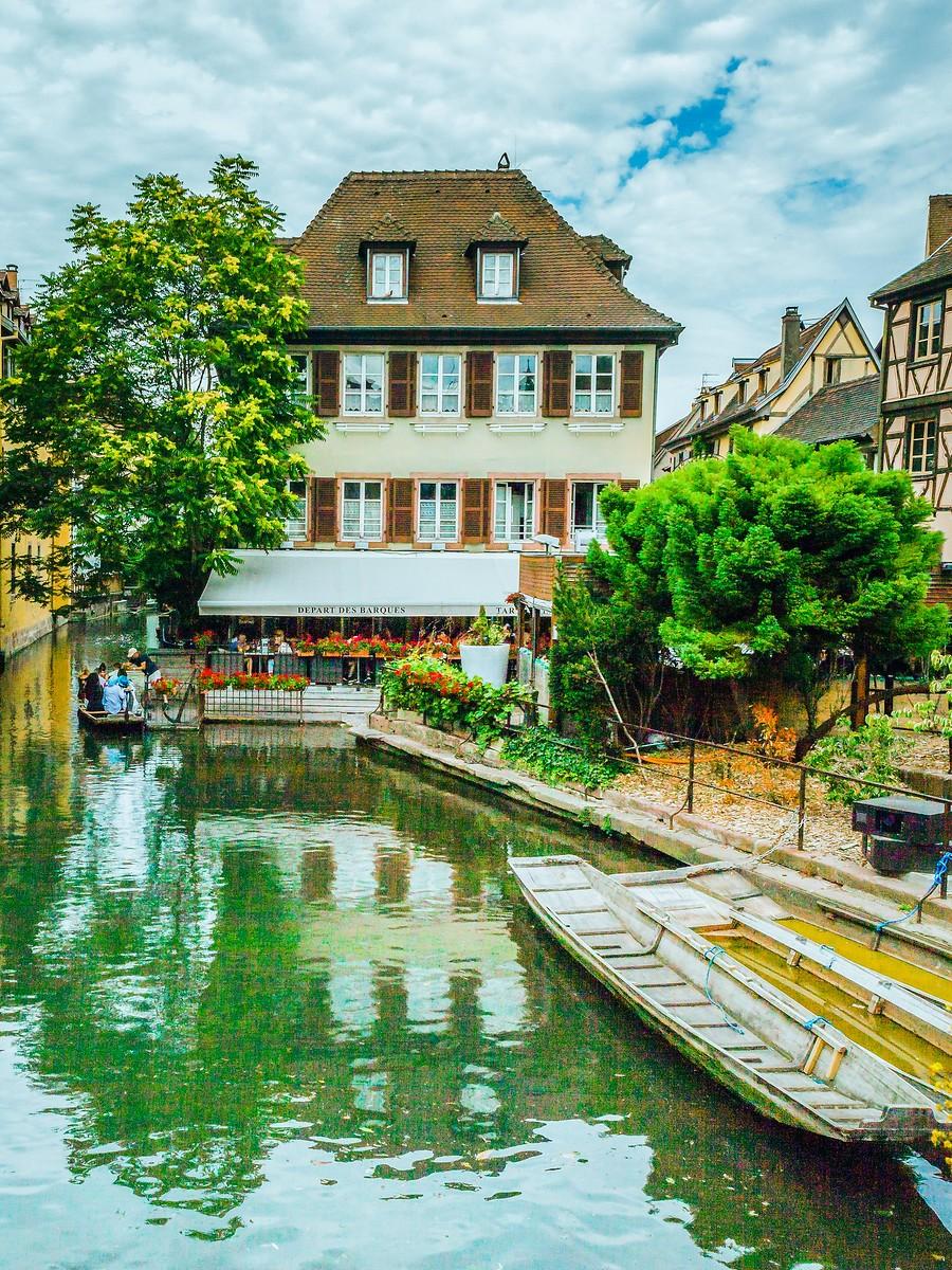法国科尔马(Colmar),小城速写_图1-29