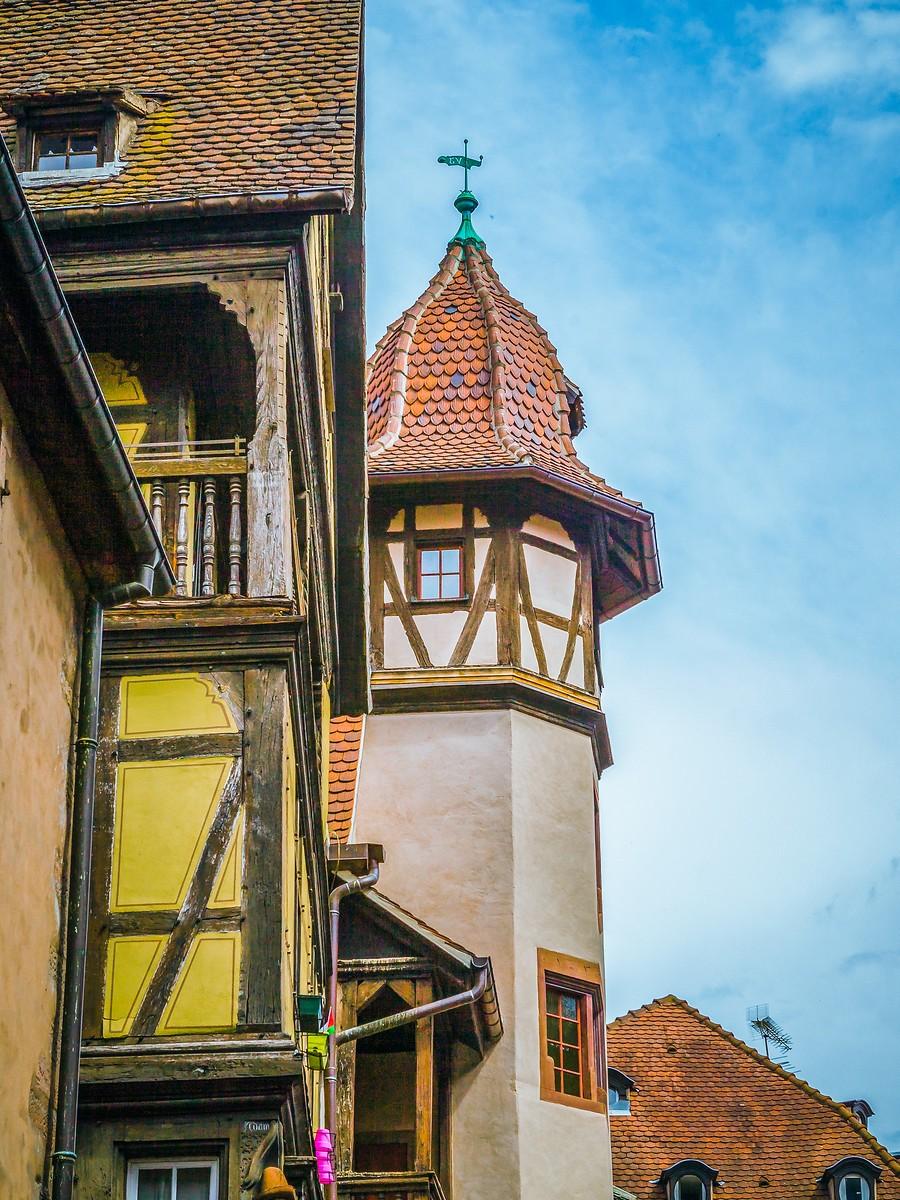 法国科尔马(Colmar),小城速写_图1-39