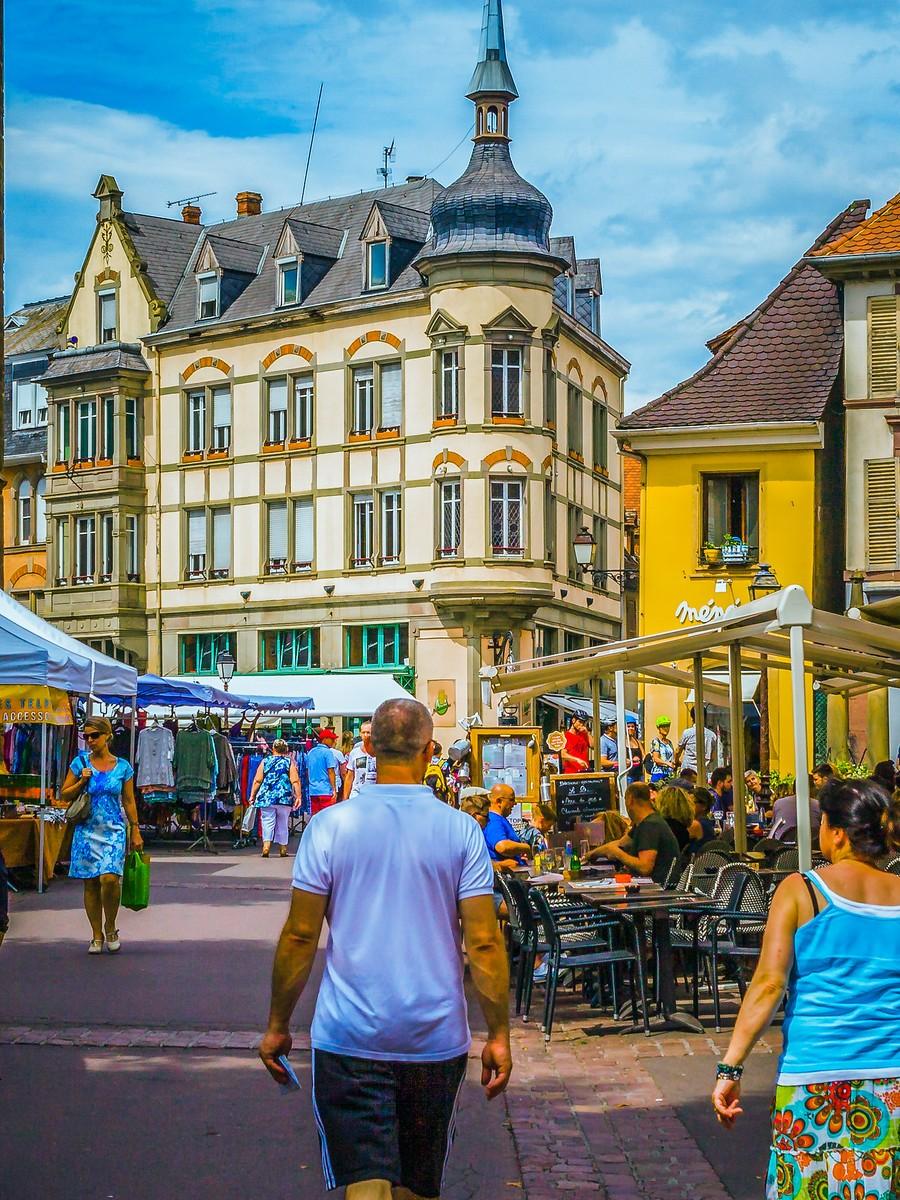 法国科尔马(Colmar),小城速写_图1-37