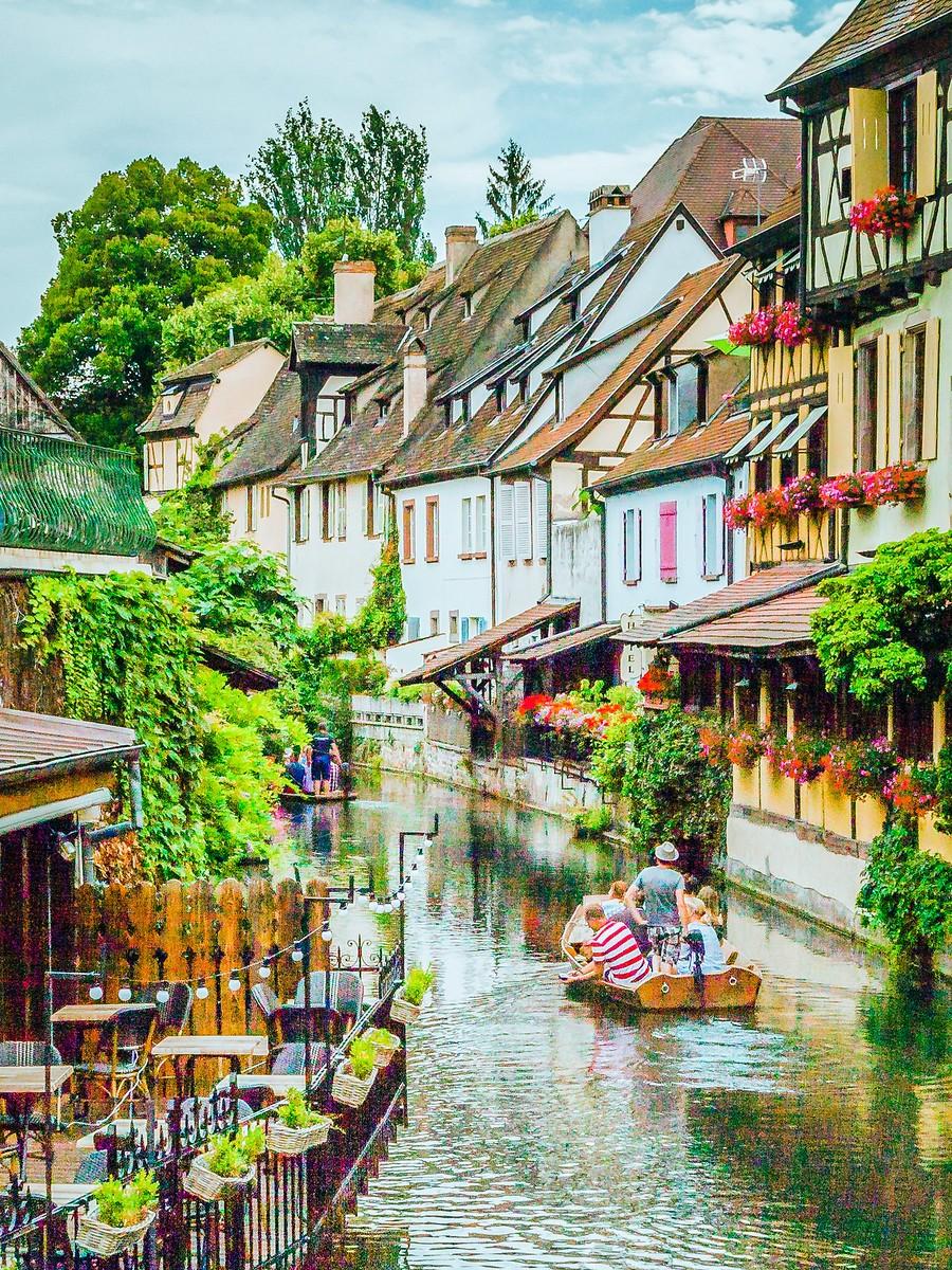 法国科尔马(Colmar),小城速写_图1-40