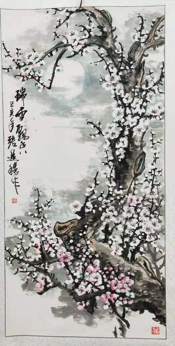 画家张进秋作品欣赏_图1-5