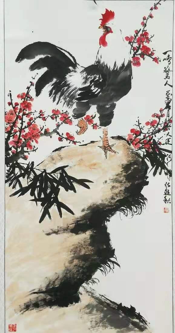 画家张进秋作品欣赏_图1-7
