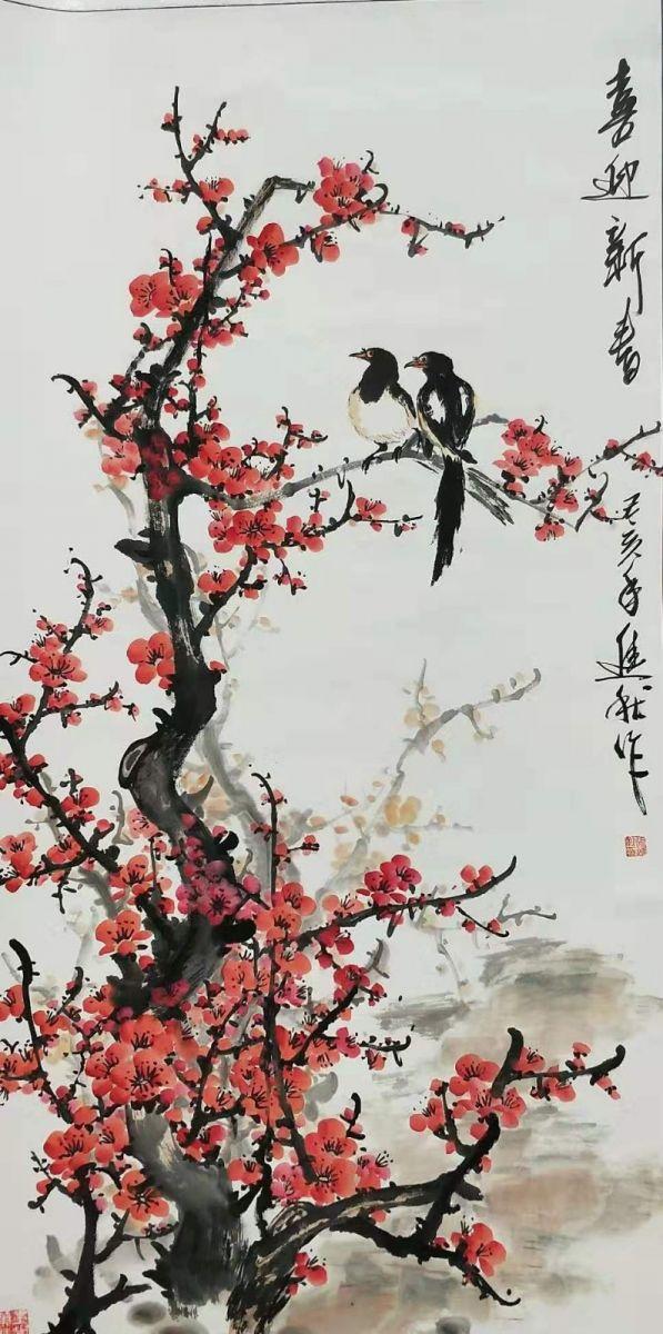 画家张进秋作品欣赏_图1-6