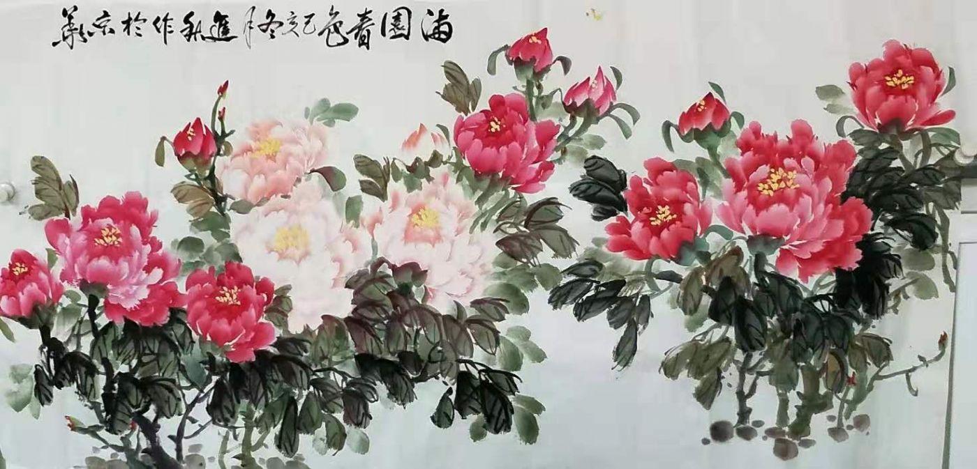 画家张进秋作品欣赏_图1-8