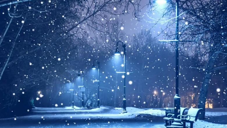 【思念,在雪夜里飘荡】_图1-2
