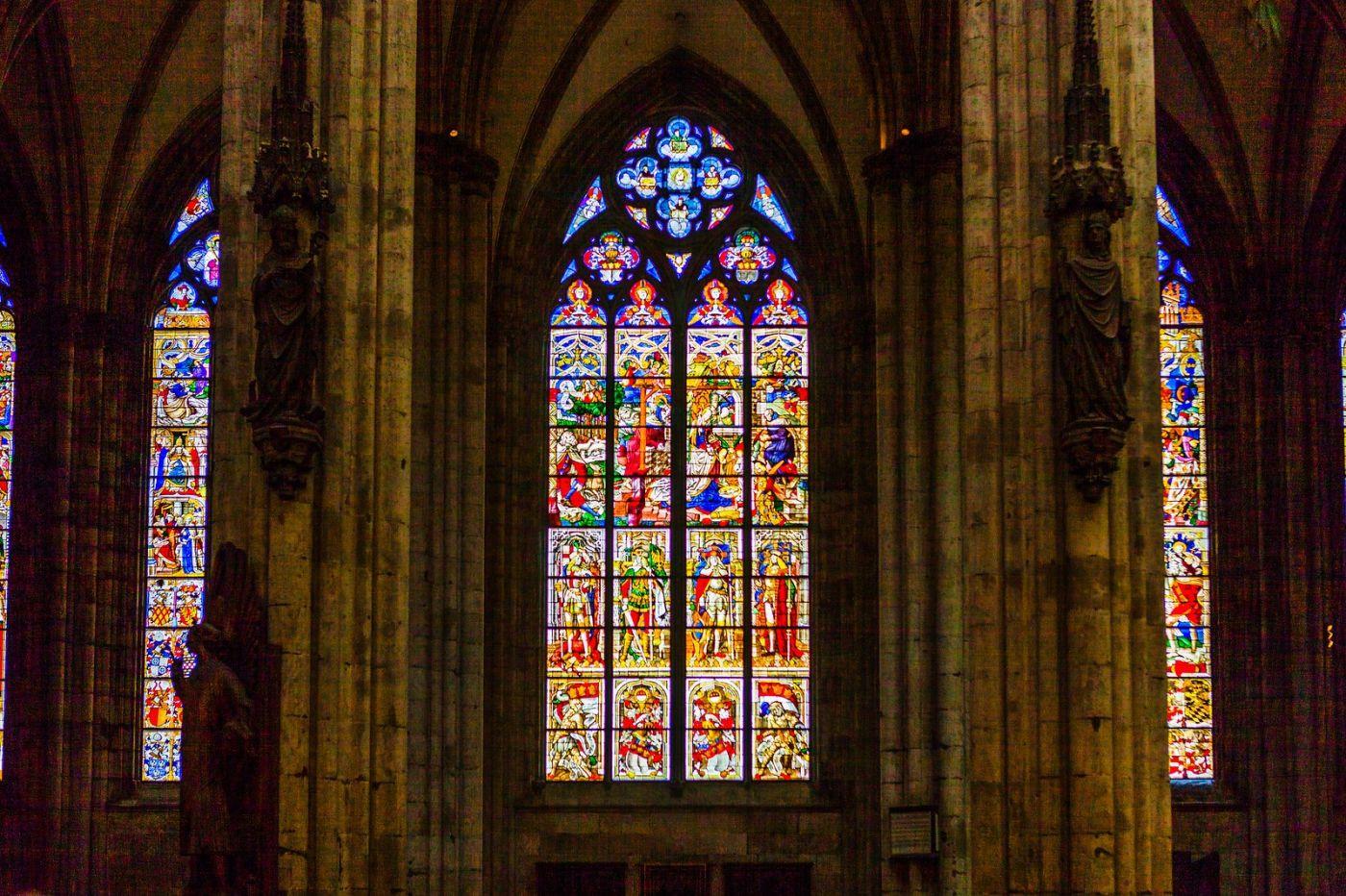 德国科隆大教堂,独一无二的窗户玻璃_图1-30