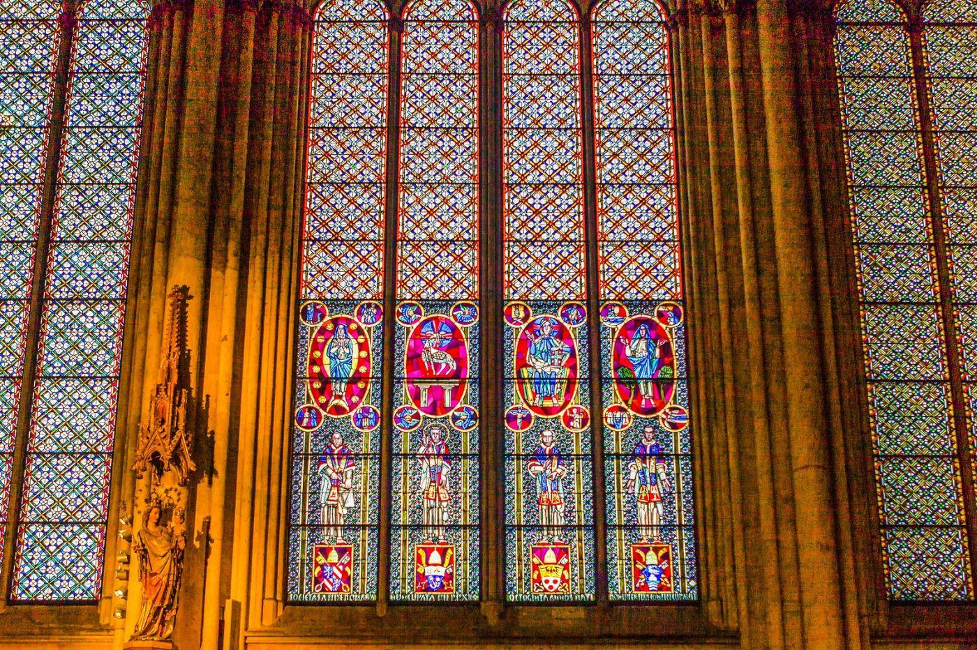 德国科隆大教堂,独一无二的窗户玻璃_图1-31