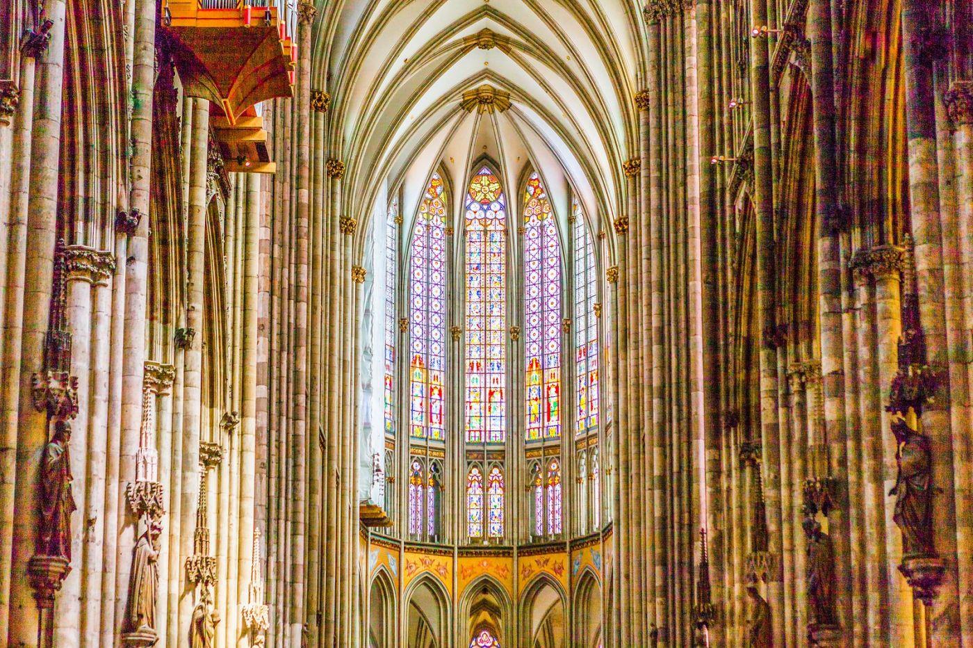 德国科隆大教堂,独一无二的窗户玻璃_图1-27
