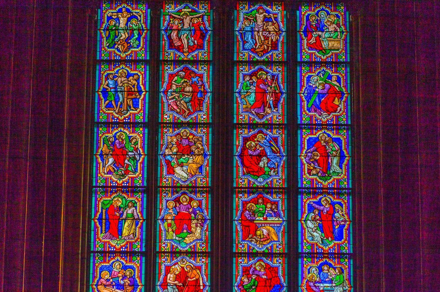 德国科隆大教堂,独一无二的窗户玻璃_图1-28